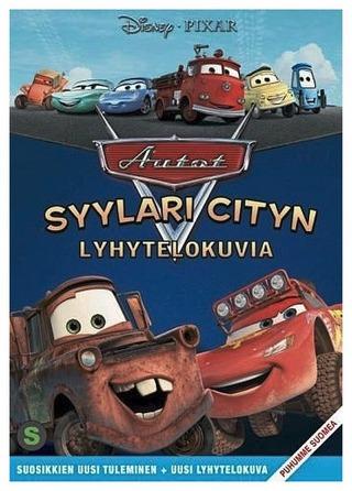Autot - Syylari Cityn Lyhytelokuvia Dvd