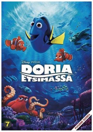 Doria Etsimässä Dvd