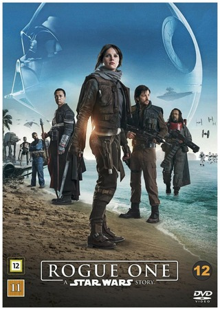 Star Wars - Rogue One - A Star Wars Story Dvd