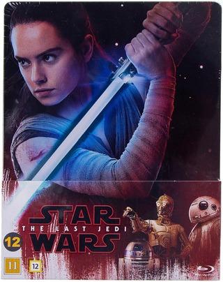 Star Wars Steelbook The Last Jedi