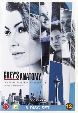 Greyn Anatamia Dvd