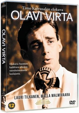 Olavi Virta Dvd