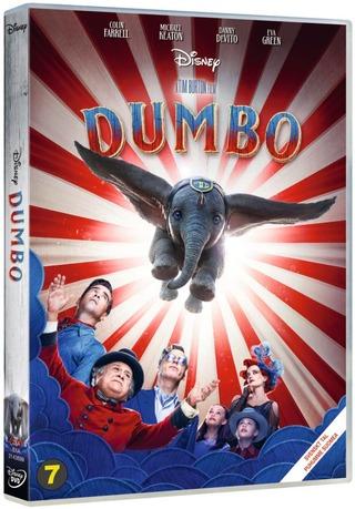 Dumbo - Live Action Dvd
