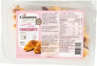 Consenza Croissant Gluteeniton