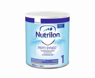 Nutrilon Peptisyneo 1 800 G, Kliininen Ravintovalmiste Lehmänmaitoallergian Ruokavaliohoitoon, 0-6 Kk