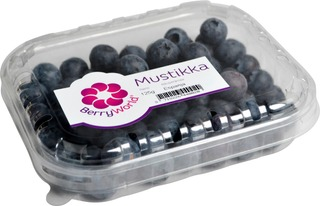 Berry World 125G Mustikka Ulkomainen