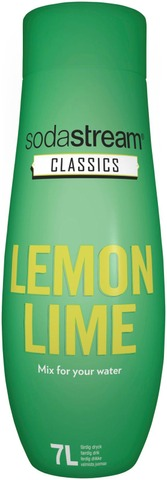 Sodastream Lemon Lime 440Ml