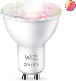 Wiz Älylamppu Gu10 4.8W Color Wi-Fi