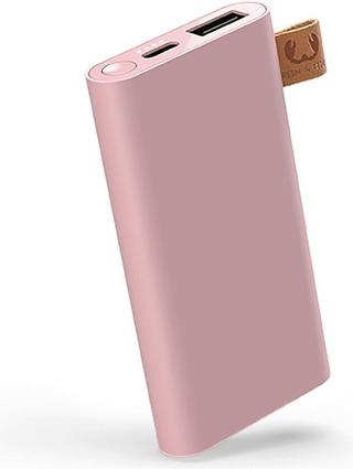 Fresh 'N Rebel Powerbank 6000 Mah Usb-C -Liitännällä, Dusty Pink