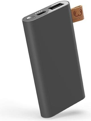 Fresh 'N Rebel Powerbank 6000 Mah Usb-C -Liitännällä, Storm Grey