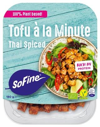 Sofine 180G Marinoidut Tofupalat Thai Luomu