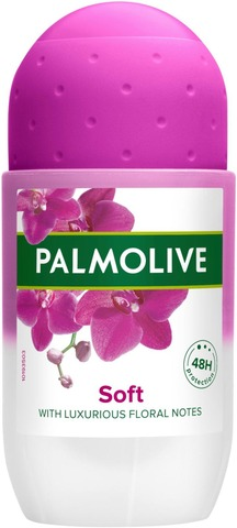 Palmolive Soft antiperspirantti roll-on 50ml