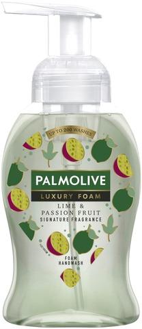Palmolive Magic Softness Lime Vaahtonestesaippua 250Ml