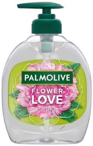 Palmolive Flower Love Nestesaippua 300Ml