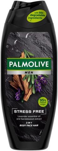 Palmolive Men Stress Free 3In1 Suihkusaippua 500Ml