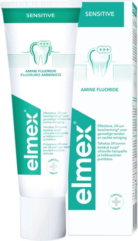 Elmex Sensitive Hammastahna 75Ml