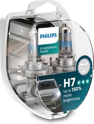 H7 X-Tremevision Pro150 Ajovalopolttimo
