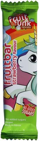 Fruitfunk Unicorn Unicorn Mansikkapatukka 20G