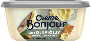 Crème Bonjour 400G Voi & OliiviöljyRasvaseos 70%