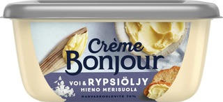 Crème Bonjour 400G Voi & RypsiöljyHieno Merisuola Rasvaseos 70%