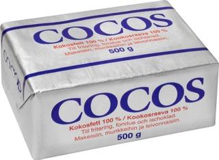 Cocos 500G Kookosrasva 100%