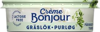 Crème Bonjour 100G Ruohosipuli Tuorejuusto Laktoositon