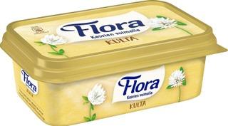 Flora 400G Kulta Margariini 80%