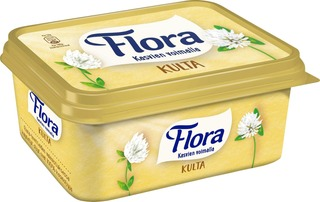Flora 600 G Kulta Margariini 80%
