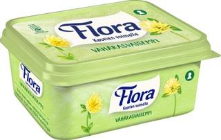 Flora Margariini Vähärasvainen 40% 600G