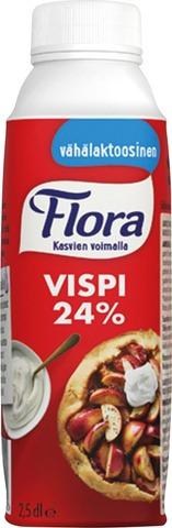 Flora Vispi 24% 250Ml