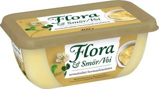 Flora & Voi 400 G Normaalisuolainen