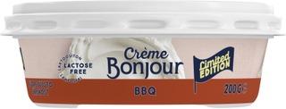 Crème Bonjour 200G Bbq Laktoositon Tuorejuusto
