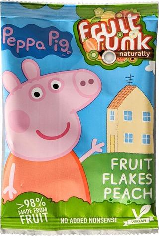 Fruitfunk Pipsa Possu Persikkahiutale 16G
