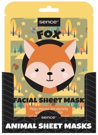 Animal Facial Sheet Mask Fox 25Ml