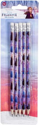 Frozen Ii Lyijykynät Hb 5 Kpl