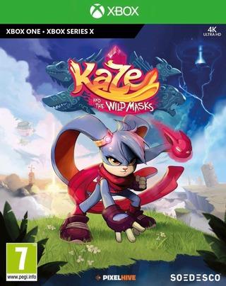 Xbox Kaze And The Wild Masks