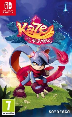 Nintendo Switch Kaze And The Wild Masks