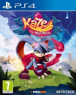 Playstation 4 Kaze And The Wild Masks