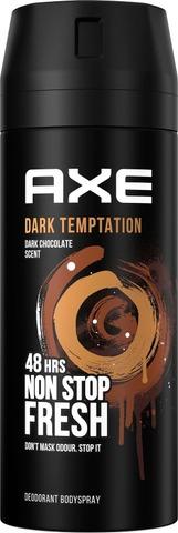 Axe Body Spray Dark Temptation 150 Ml