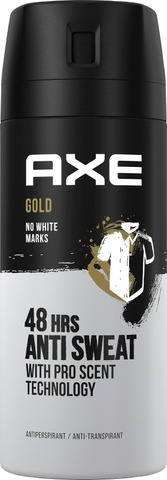Axe Ap Spray Gold 150 Ml