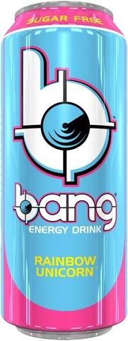 Bang Energy Drink Rainbow Unicorn 0,5L Tölkki