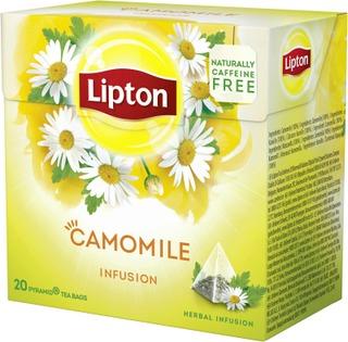 Lipton 20Ps Komomilla Pyramidi Yrttitee