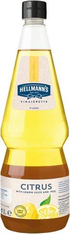Hellmann's Sitruunavinegretti 1L