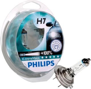 Philips Polttimo H7 X-Tremevision+ 2 Kpl