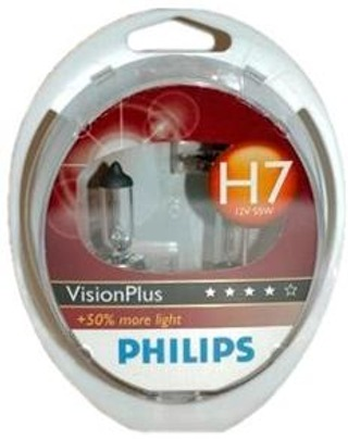 Philips H7 Visionplus Autolamppu 12V 55W