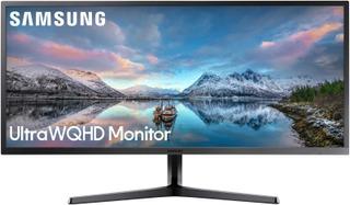 Samsung Pelinäyttö S34j550wqu  34Inch Uwqhd 75Hz