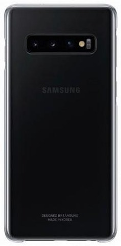 Samsung Suojakuori Galaxy S10 Clear Cover Läpinäkyvä