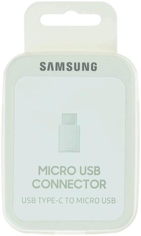 Samsung Liitin Usb-C - Micro-Usb Valkoinen