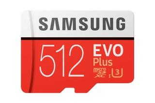 Muistikortti 512Gb Microsd Evo+