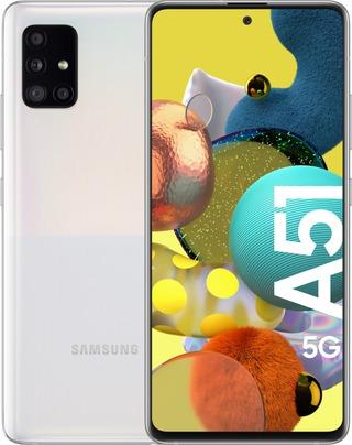 Galaxy A51 5G 128GB valkoinen